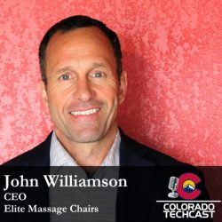 John Williamson Elite Massage Chairs Colorado TechCast