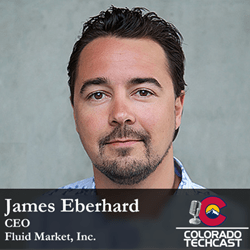 James Eberhard Colorado TechCast