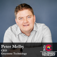 Peter Melby Colorado TechCast