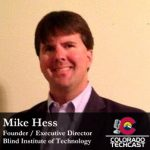 Mike Hess – Blind Institute of Technology